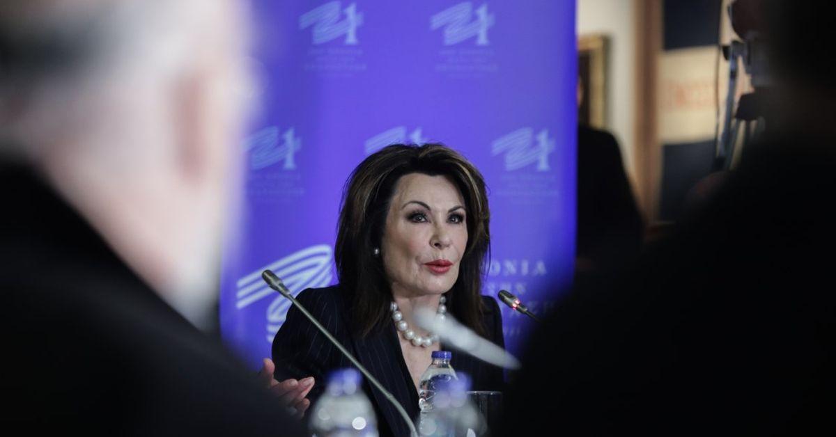 Η Γιάννα Αγγελοπούλου, οι ακραίες ερωτήσεις, ο Μπογδάνος και η κόντρα για τον Καποδίστρια