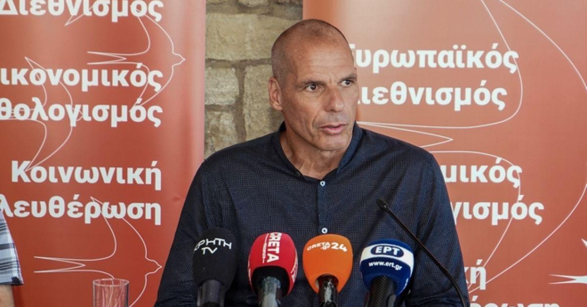 """Βαρουφάκης: """"Έρχεται πέμπτο μνημόνιο μετά τη Σύνοδο Κορυφής"""""""