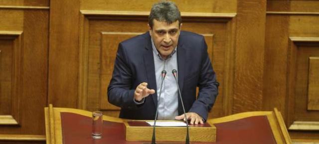 Ηγουμενίδης: Δεν είναι μικροπολιτική κ. Πέτσα η υποχρέωση της χώρας να έχει ήδη ζητήσει κυρώσεις από την Τουρκία