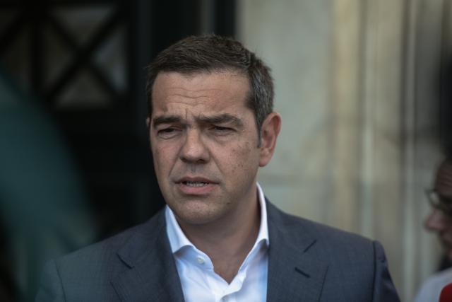 Αλ.Τσίπρας: Να συγκληθεί συμβούλιο πολιτικών αρχηγών