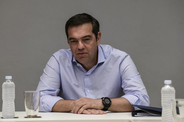 Αλ. Τσίπρας: Κραυγαλέα αδυναμία της κυβέρνησης να βάλει φρένο στην καταστροφή
