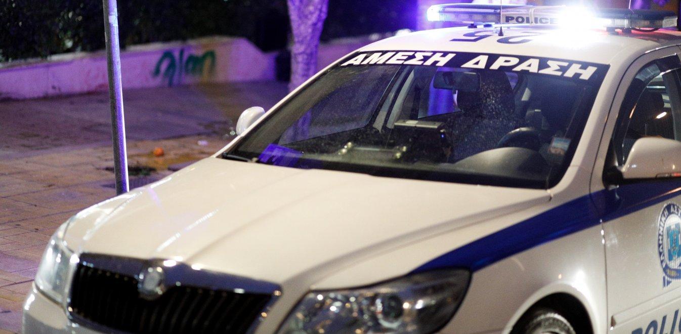 περιπολικό, αστυνομία