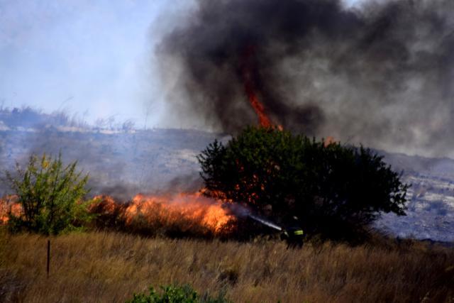 Πολύ υψηλός o κίνδυνος πυρκαγιάς αύριο στην Περιφέρεια Ν.Αιγαίου
