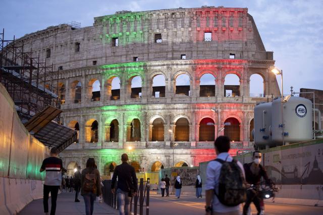 947 κρούσματα κορωνοϊου στην Ιταλία το τελευταίο εικοσιτετράωρο, 9 οι νεκροί
