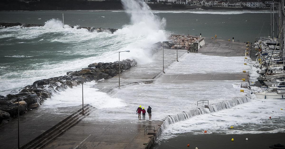 «Ιανός» / Στη δίνη του κυκλώνα Ιόνιο και Πελοπόννησος