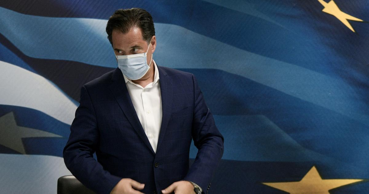 Άδωνις Γεωργιάδης / Δώσαμε μάσκες σε μαθητές επειδή έκανε φασαρία ο ΣΥΡΙΖΑ