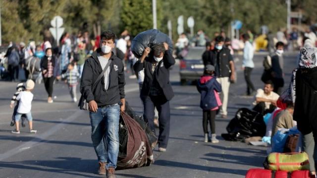 Γιατρούς, νοσηλευτές και εξοπλισμό στέλνει το Βέλγιο στη Λέσβο