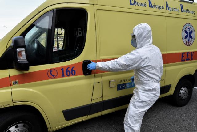 Κορωνοϊος: Ξανά πάνω από 200 τα κρούσματα - 5 νέοι θάνατοι