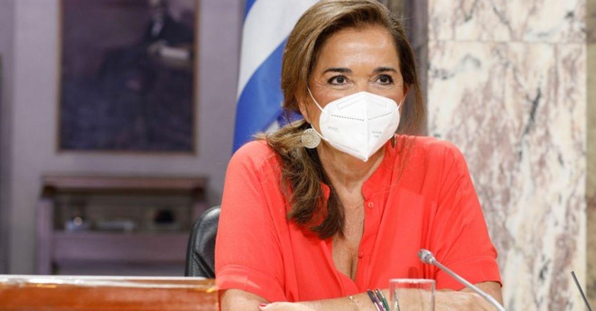 Μπακογιάννη για μάσκες: