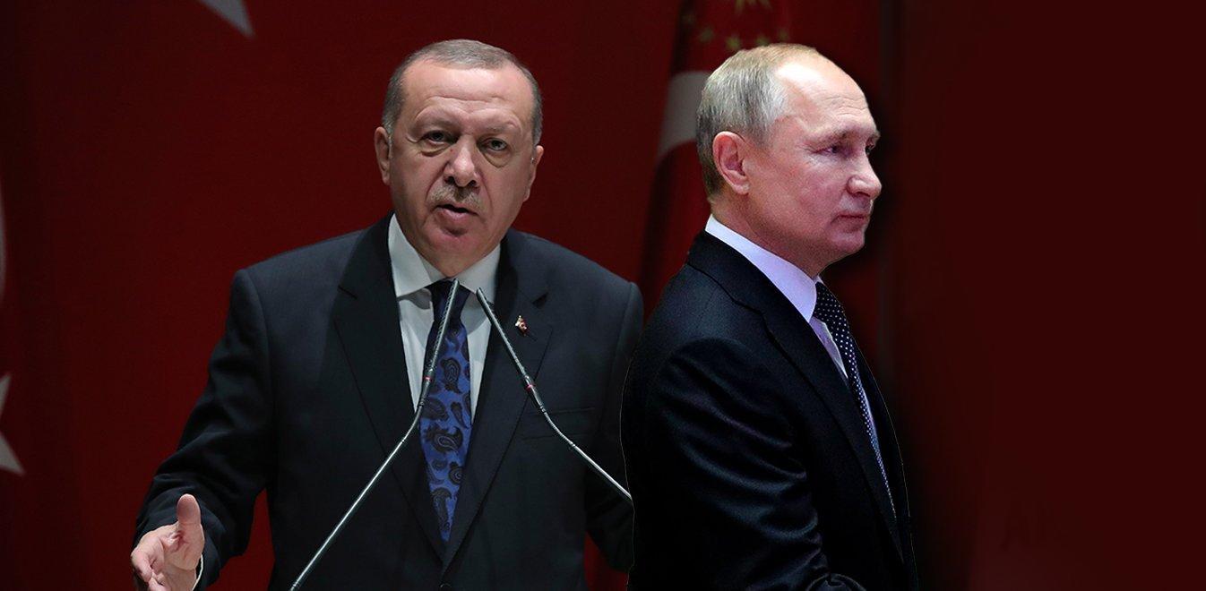 Μόσχα: Προπαγάνδα η δήθεν συνεργασία Ρωσίας - Τουρκίας