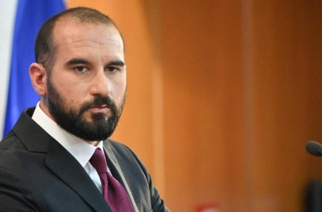 Νεος γραμματέας της ΚΕ του ΣΥΡΙΖΑ ο Δημήτρης Τζανακόπουλος