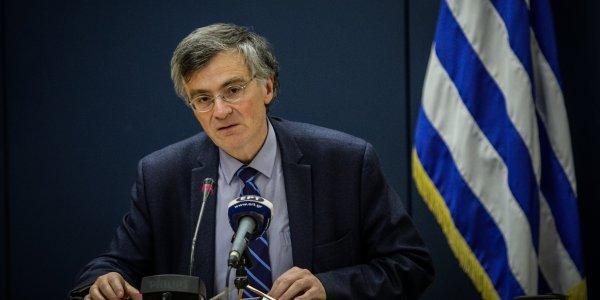 Σωτήρης Τσιόδρας: Εκτός και σήμερα ο λοιμωξιολόγος από την ενημέρωση για τον κορονοϊό