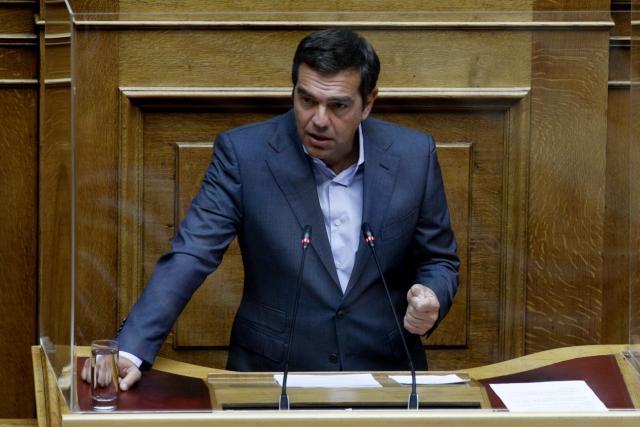Τσίπρας σε Μητσοτάκη: Ο μεγαλύτερος πολιτικός απατεώνας που πέρασε ποτέ από την χώρα είστε εσείς (Video)
