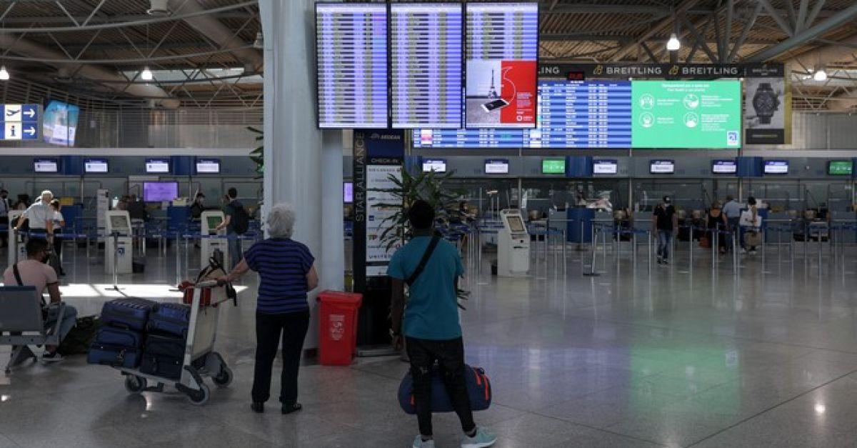 """Υπηρεσία Πολιτικής Αεροπορίας: Νέες οδηγίες μέχρι 15 Σεπτέμβρη - """"Κόκκινο"""" σε Τουρκία και Καταλονία"""