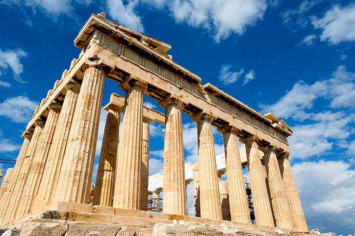 akropoli ellada