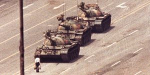 tiananmen kina tanks