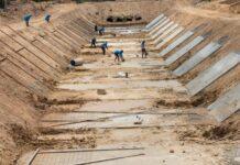 πιτροπή Συντονισμού Μεγάλων Έργων Υποδομής μετά από εισήγηση του Υπουργού Υποδομών και Μεταφορών Κώστα Καραμανλή αποφάσισε να προχωρήσει η διαδικασία επέκτασης κατά 250 εκατομμυρίων ευρώ του αρχικού σχεδίου για αντιπλημμυρικά έργα.