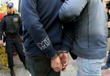 Αστυνομικοί του Τμήματος Διαχείρισης Μετανάστευσης της Διεύθυνσης Αλλοδαπών Θεσσαλονίκης συνέλαβαν δύο διακινητές παράτυπων μεταναστών.