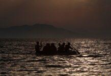 Ιταλικά ΜΜΕ Κεντρική Μεσόγειο Άνθρωποι Πνιγμός