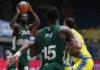 Περιστέρι Παναθηναϊκός Basket League