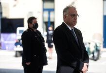 Τάκης Θεοδωρικάκος Ημέρας της Ελληνικής Αστυνομίας